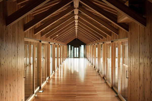Kengo Kuma – our favourite architect