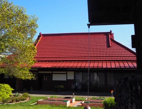 Why I like to live in a kominka (farmhouse)